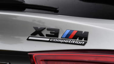 bmw x3 m badge