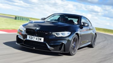 BMW M4 - tracking front
