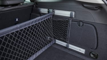 New Vauxhall Astra Sports Tourer - luggage net