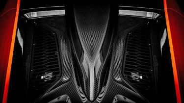 Zenvo TSR-S detail