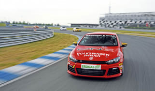 VW Scirocco R CNG Racer