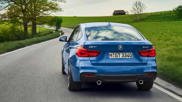 BMW 3 Series GT - rear