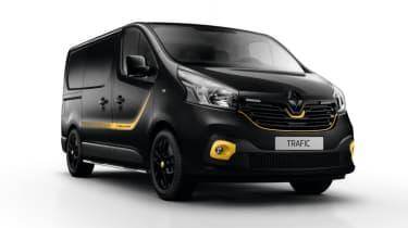 Renault Formula Edition Vans - Trafic front