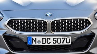 BMW Z4 - grille
