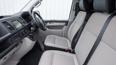 Volkswagen Transporter TSI petrol interior