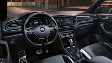 Volkswagen T-Roc design secrets revealed (sponsored) - interior