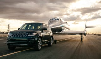 Land Rover Virgin Galactic