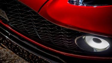 Aston Martin Vanquish Zagato - fog light