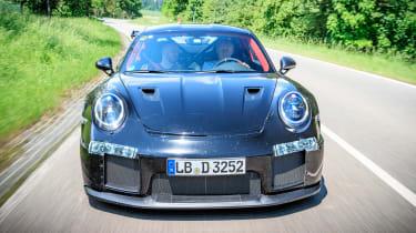 Porsche GT2 RS prototype - full front