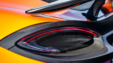 McLaren 600LT - rear light
