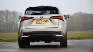 Lexus NX - rear