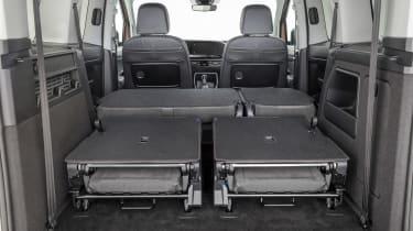 2020 Volkswagen Caddy - seats down