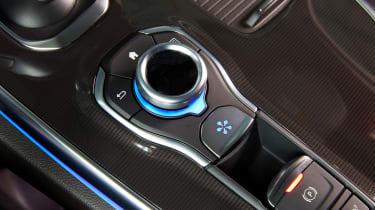 Renault Espace - controls