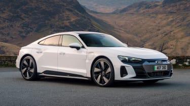 Audi e-tron GT - front static