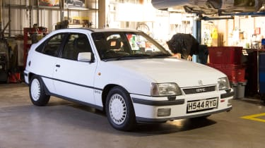 Magnificent Seven: Vauxhall Astra mk2