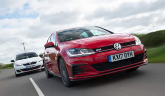 Volkswagen Golf GTI vs Peugeot 308 GTI - header