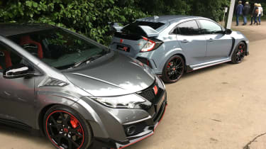 Honda Civic Type R - Goodwood