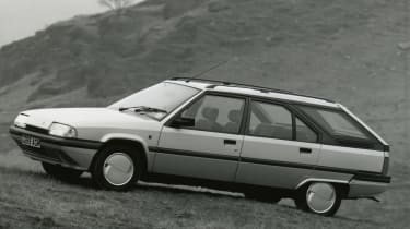 Best cars of the 80s: Citroen BX