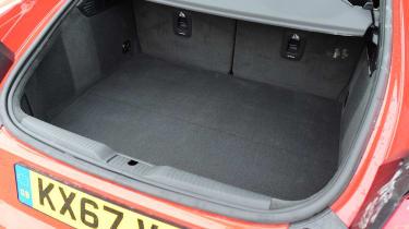 Audi TT RS - boot