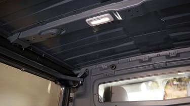 2019 Renault Trafic load area