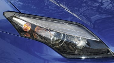 Renault Laguna headlights
