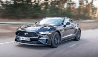Ford Mustang 10-speed auto