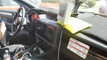 Porsche Cayenne Turbo S E-Hybrid - spyshot 6