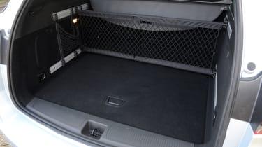 Vauxhall Astra Sports Tourer diesel 2016 - boot