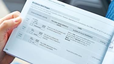 Honda Civic - booklet