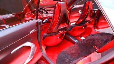 Kia Proceed concept - Frankfurt inside