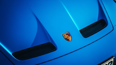 Porsche 911 GT3 - badge
