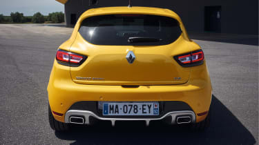 Renault Clio RS - rear static