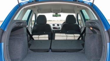 Seat Ibiza ST boot