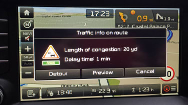 Land Rover Discovery Sport long-term - fourth report screen