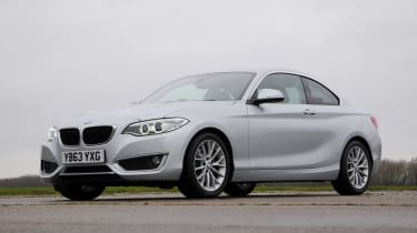 BMW 2 Series 220d static