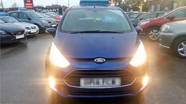 repaired ford b-max