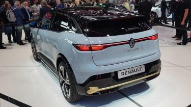 Renault Megane E-Tech Electric - Munich rear