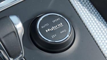 Citroen DS5 Hybrid4 detail