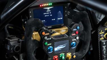 Techrules Ren RS steering wheel