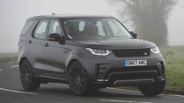 Land Rover Discovery HSE Si6 - front