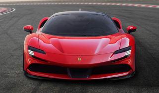 Ferrari SF90 Stradale - full front