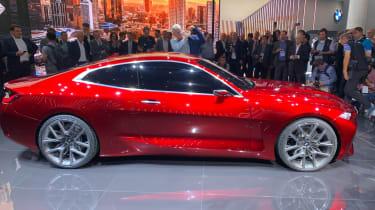 BMW Concept 4 - Frankfurt side