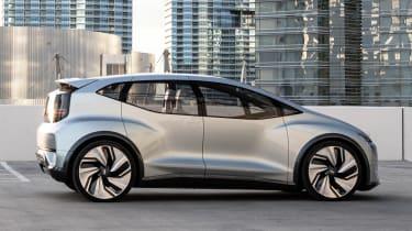 Audi AI:ME concept - side