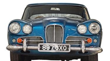 Movie and TV cars - Aston Martin Lagonda Rapide