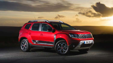 Dacia Duster Techroad - front