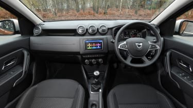 Dacia Duster: long term test review - interior