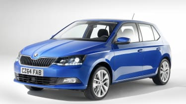 The new Skoda Fabia: stealing attention