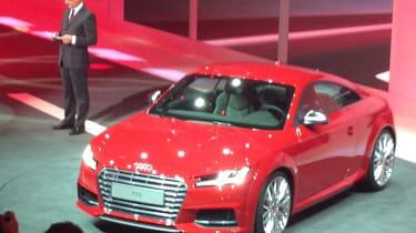 Audi TT Geneva