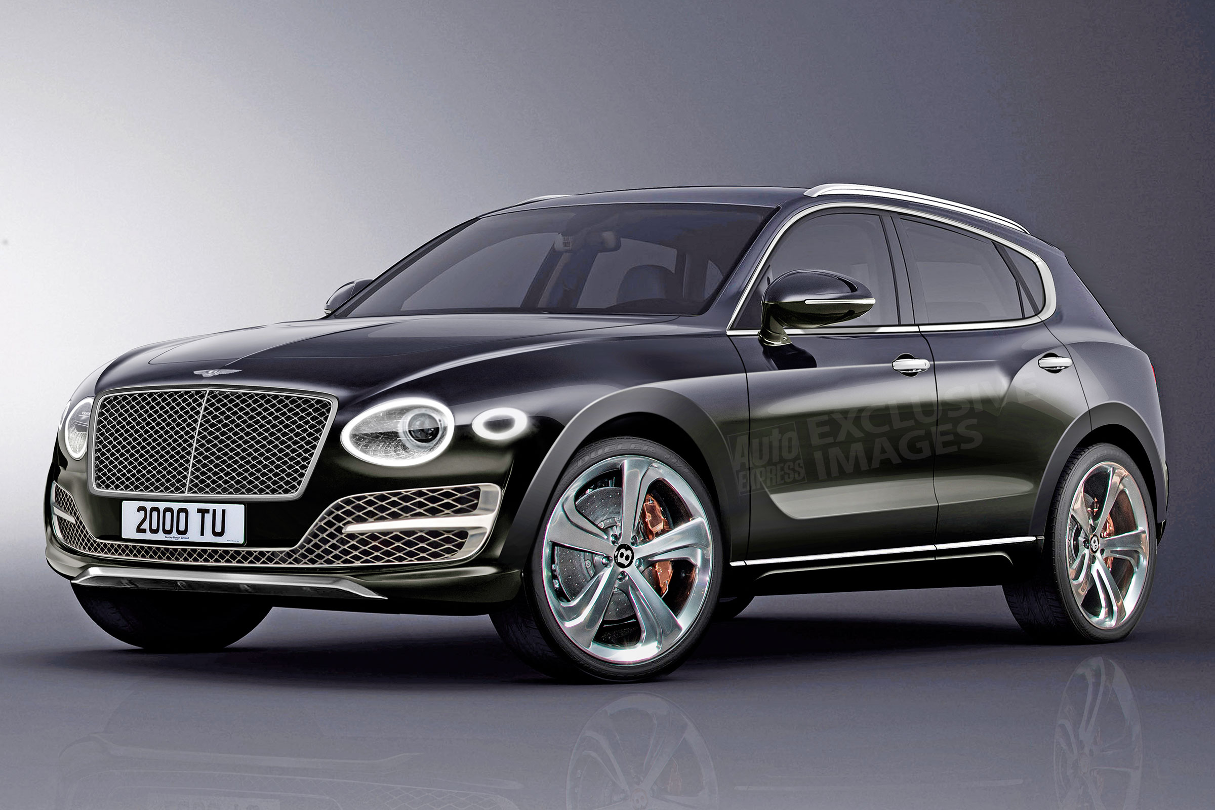 New Baby Bentley Bentayga To Help Double Bentley Sales Auto Express