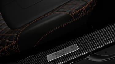 Aston Martin Vanquish S Ultimate - sill